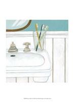 """Classic Bath V by Chariklia Zarris - 10"""" x 13"""""""