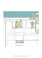 "Classic Bath VI by Chariklia Zarris - 10"" x 13"""