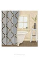 "Patterned Bath IV by Megan Meagher - 13"" x 19"" - $12.99"