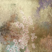 Cherry Blossom Abstract I Fine Art Print