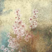 Cherry Blossom Abstract II Fine Art Print