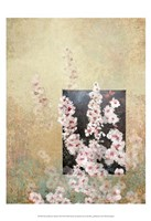 "Cherry Blossom Abstract III by Rick Novak - 13"" x 19"", FulcrumGallery.com brand"