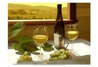 Wine Country - Los Olivos Fine Art Print