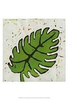 Planta Green I Fine Art Print