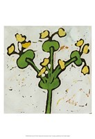 Planta Green II Fine Art Print