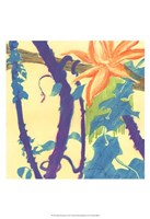 Jungle Monotype I Fine Art Print