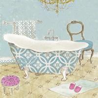 Dream Bath II - Mini Fine Art Print