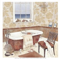 Spice Bath II - Mini Fine Art Print