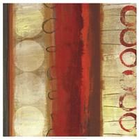 Oasis Circles II Fine Art Print