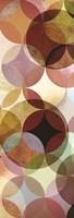 "Multisliced II - Mini by Drako Fontaine - 6"" x 18"", FulcrumGallery.com brand"