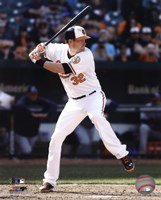 Matt Wieters 2013 Action Fine Art Print