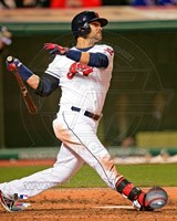 Nick Swisher in Action 2013 Fine Art Print