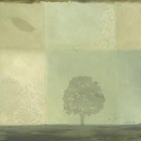 Blue Horizon 2 Fine Art Print