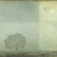 Blue Horizon 1 Fine Art Print