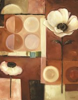 60's Bloom 3 by Lisa Audit - various sizes - $36.49