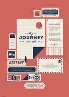 The Destination by Kavan & Company - various sizes