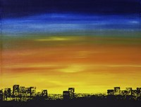 Skyline II by Hilary Winfield - various sizes