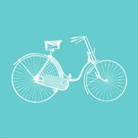 Aqua Bicycle by Veruca Salt - various sizes
