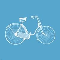 Blue Bicycle by Veruca Salt - various sizes