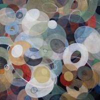 Circles 8 Fine Art Print