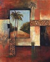 Palm Serenity II Fine Art Print