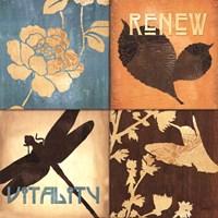 Organic Nature IV Fine Art Print