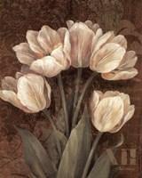 Petit Jardin Tulips Fine Art Print