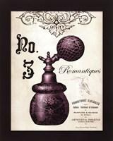 French Perfume 3 - mini Framed Print