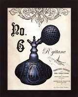French Perfume 6 - mini Fine Art Print