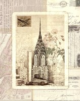 NY Sketchbook Fine Art Print