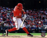 Ryan Zimmerman 2013 baseball Fine Art Print
