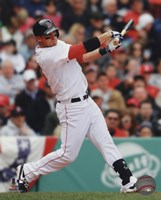 Will Middlebrooks 2013 Action Fine Art Print