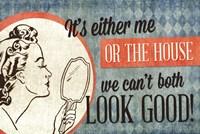 "Look Good by Mollie B. - 18"" x 12"", FulcrumGallery.com brand"