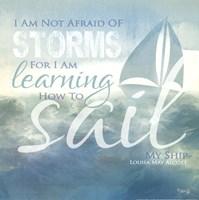 "Sail My Ship by Marla Rae - 12"" x 12"""