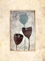"""Tulips II by Dee Dee - 18"""" x 24"""""""