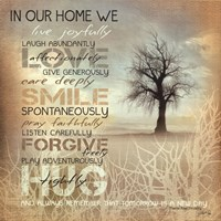 In Our Home Fine Art Print