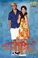 "Teen Beach Movie - Couple - 22"" x 34"", FulcrumGallery.com brand"