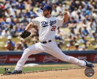 Clayton Kershaw 2013 Framed Print