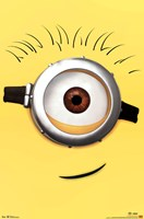 Despicable Me 2 - Carl Wall Poster
