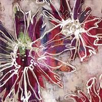 Floral Kick II Fine Art Print