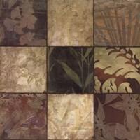"Mosaic IV - Detail I by John Douglas - 24"" x 24"""
