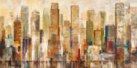 City Limits Fine Art Print