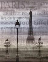 Paris I Fine Art Print