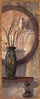"Reflections I by Mari Giddings - 8"" x 20"""