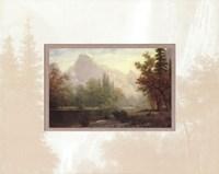 Half Dome, Yosemite Fine Art Print