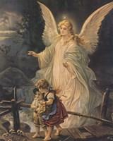 The Guardian Angel Fine Art Print