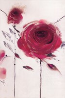 Oriental Rose II Fine Art Print