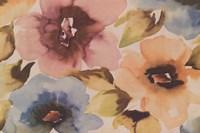 Floral Fusion II Fine Art Print