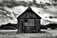 Country Barn Fine Art Print