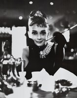 Breakfast At Tiffany's I Fine Art Print
